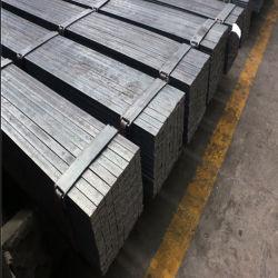 컬티레이터 커터용 전구 플랫 바 27mncrb5 강철 플랫 바 블레이드 길이 5.8m 중국 표준 Q 235 연강 평탄 Bar Hot DIP Galvanized Steel Flat Bar