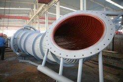 Servizio economico a buon mercato sul posto d'affioramento di trattamento del rivestimento della superficie di corrosione di Anit del tubo di condotto di scarico del convertitore dalla Cina