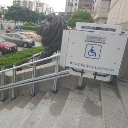 Handikap-Aufzug für Treppe Hl02
