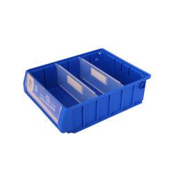 Scomparti della scaffalatura del magazzino di iso di plastica per il Governo di strumento e della cremagliera