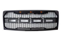 Guardia de la rejilla frontal para Ford F-150 2009-2014
