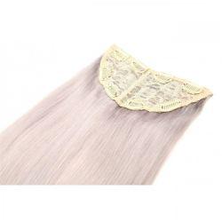 """16 """" di un pezzo Clip-nel Ombre-Colore #10/18A di estensioni dei capelli di Remy Seta-Diritto"""