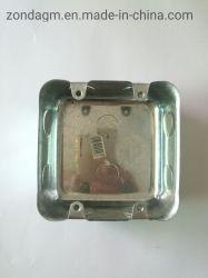 Conmutador/Caja de conexión metálica
