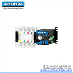 Skt1-160A 4poles ATS/MtsのCe/CCC/ISO9001の自動転送スイッチ転換スイッチ