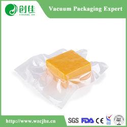 PA PE nourriture Sacs d'emballage sous vide pour le fromage