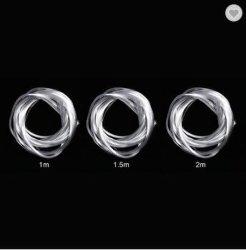 De Vorm van de Vezel van Fibernails van het glas voor de Hulpmiddelen van de Schoonheid van de Kunst van de Spijkers van de Glasvezel van de Salon van de Spijker van de Uitbreiding van de Spijker