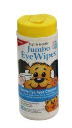 Private Label New Style Pet Eye Clean Wipes pour bain de chien