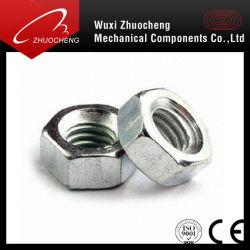 La norme DIN ISO 4032 en acier inoxydable934 304 316 l'écrou hexagonal