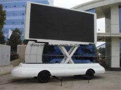 P8 P6 P10 との熱い販売の屋外の LED の表示板の広告トレーラー