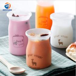 150ml personnalisable de gros Eco Friendly jetables en plastique transparent du yogourt glacé Jelly tasse avec couvercles
