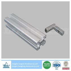 Profilo di alluminio/di alluminio anodizzato nastro per industria con gli accessori