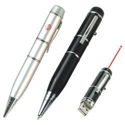 Promotion de la forme de stylo usb disque Flash USB Pen Drive Laser