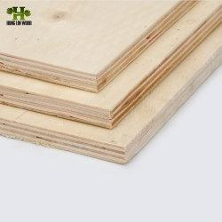 Haut de la qualité de contreplaqué commercial pour l'emballage et de la construction