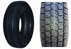 Marché américain des pneus de remorque / partialité Pneu tubeless Maison Mobile (ST ST205/75185/80D13 D14 ST ST205/75215/75D14 D15)
