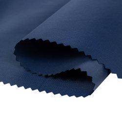 100% 70d de nylon resistente al agua reciclada llano clara tejido revestido de transpirable PU