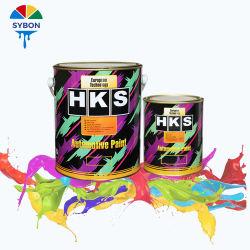 Lack-Auto-Lack der Fabrik-kundenspezifische Farben-weißer Acrylbeschichtung-1K niedriger