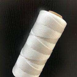 고품질 PP PE 폴리에스테 면 플라스틱은 땋는 밧줄 삼실 선 나일론 삼실 스레드 어망 선 어업 삼실을 뒤틀었다