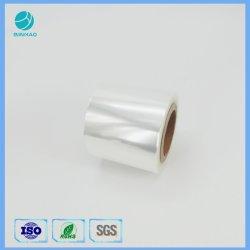 Aqueça o tratamento Corona Vedável BOPP Metalizado Design Personalizado de filme de poliéster