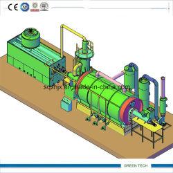 연료유 플랜트에 사용된 고무 정제 5 톤 배치