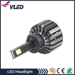 Les automobiles et motocycles 9007 H3 H1 H7 Voiture projecteur à LED