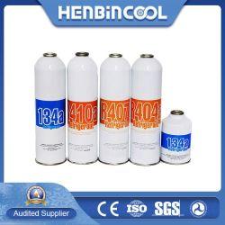 Mezcla de gas refrigerante R410A 1kg pequeña puede -Mapp puede