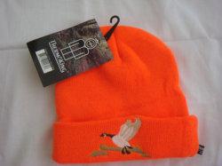 Cappello per bambini ricamato con maglia di disegno animale