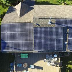 Sonnenkollektor Grid Band 20.000 W Komplette PV-Systeme für Solar-Schwimmbad