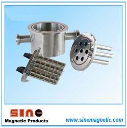 Filtración de aceite Filtro magnético el tratamiento de agua