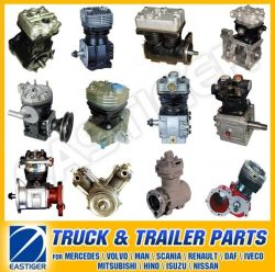 Oltre 500 componenti Auto Parts per compressore pneumatico