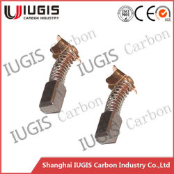 Herramientas de poder utilizar las escobillas de carbón eléctrica de Makita CB424