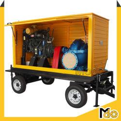 디젤 엔진 원심 탈수 농장 수도 펌프 관개 펌프 플러드 펌프 강물 펌프 쪼개지는 케이싱 펌프 양쪽 흡입 수도 펌프