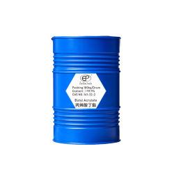 99%Min acrilato de butilo CAS 141-32-2 con 180kg/tambor
