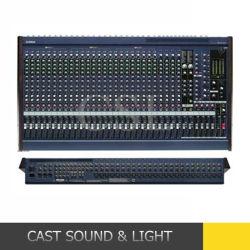 Mg24/14fx 24チャネルの音声のミキサー
