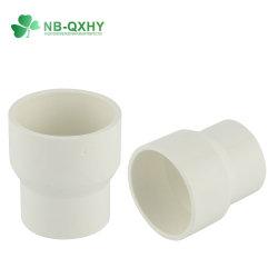 풀 사이즈 ASTM Sch40 PVC 파이프 피팅 커플링 리듀서 물 공급