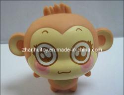Macaco de plástico brinquedo de vinil