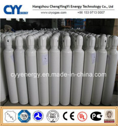 L'azote de l'oxygène Lar GNC Hydrogeen de CO2 de l'azote de l'Acétylène Lar de l'hydrogène de l'Acétylène GNC 150bar/200bars haute pression de vérin à gaz sans soudure en acier