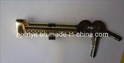 El Zinc solo abrir cilindro de cerradura (xinye-0035)