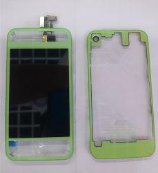 مجموعة تفيرسن Noctilucence الشفافة لإصلاح iPhone 4 / 4 الاستبدال