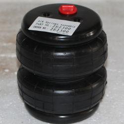Tipo complicato di gomma modificato sacco ad aria della molla pneumatica delle automobili