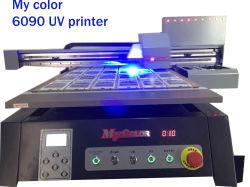 Многофункциональная печать на стекле телефон случае металлические деревянные УФ-принтер 6090 Zc-HD6090