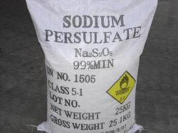 산화제 표백으로 사용되는 고품질 황산나트륨