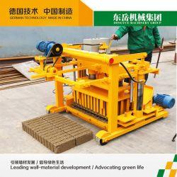Qt40-3un bloc de la ponte des oeufs de la machine / bloc de béton mobile de la machine