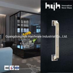 Glaubwürdige Marken-populärste moderne einfacher Entwurfs-Zink-Legierungs-spezieller Hotel-Tür-Zug-Griff für Indien-Markt