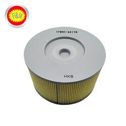 La alta calidad OEM 17801-54170 Guangzhou Auto piezas de repuesto Filtro de aire para el coche