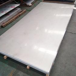 ASTM A240 201 2b Ba aço inoxidável SS laminado a frio Folha