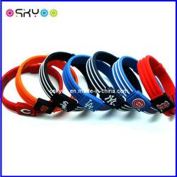 Bilan énergétique de l'alimentation personnalisé pour le Club de Baseball Bracelet Bracelets