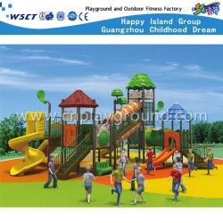 Детей игрушки для использования вне помещений игровая площадка слайд оборудование HD-Tsg018