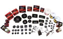 Flard voor alle doeleinden van het Flard van de Band van het Product van de Reparatie van de Band het Radiale Koude Rubber