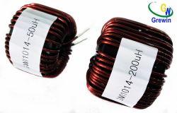 Inductance variable haute puissance inductance de puissance d'inductance noyau toroïdal inducteur de bobine de starter