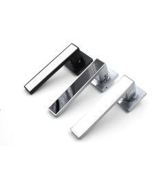 Rosette carrés en alliage de zinc la poignée de verrouillage de porte de levier